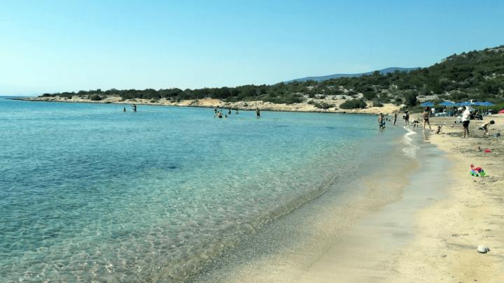 Lepitsa beach