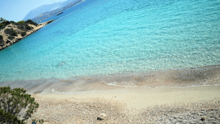 Kounoupi beach